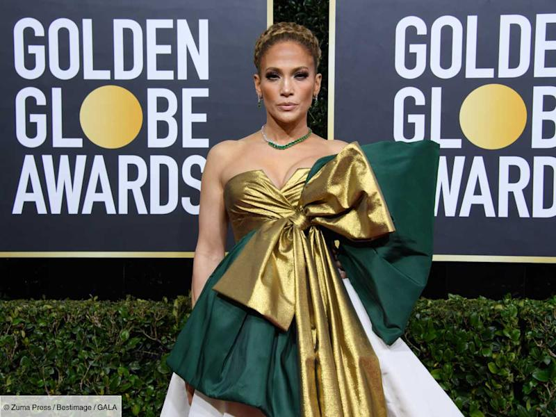 Golden Globes 2020 : la robe de Jennifer Lopez amuse la toile