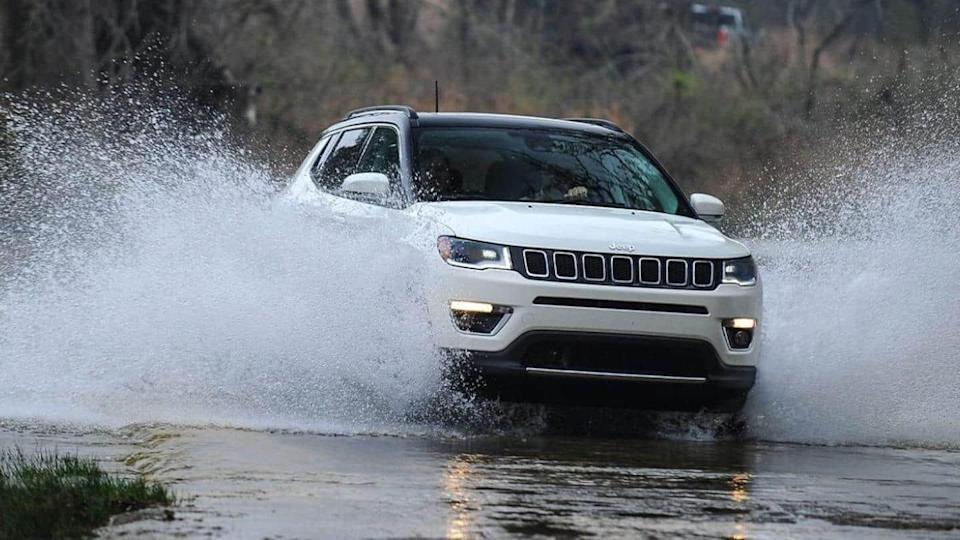 India-bound Jeep Compass (facelift) unveiled: Details here