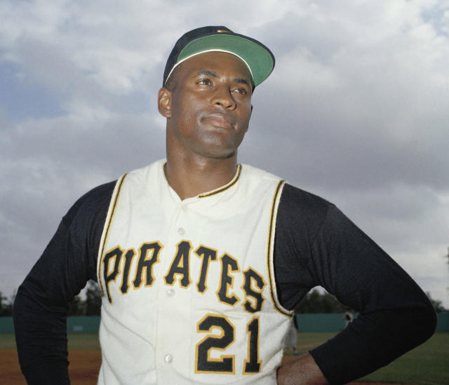 Branch Rickey thought Roberto Clemente would be a standout hitter from Day 1. (AP Photo)