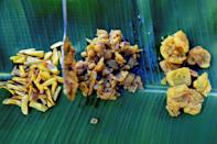 As global warming wreaks havoc on agriculture, food researchers say jackfruit could emerge as a nutritious staple crop as it is drought-resistant and requires little maintenance (AFP Photo/Arun SANKAR)