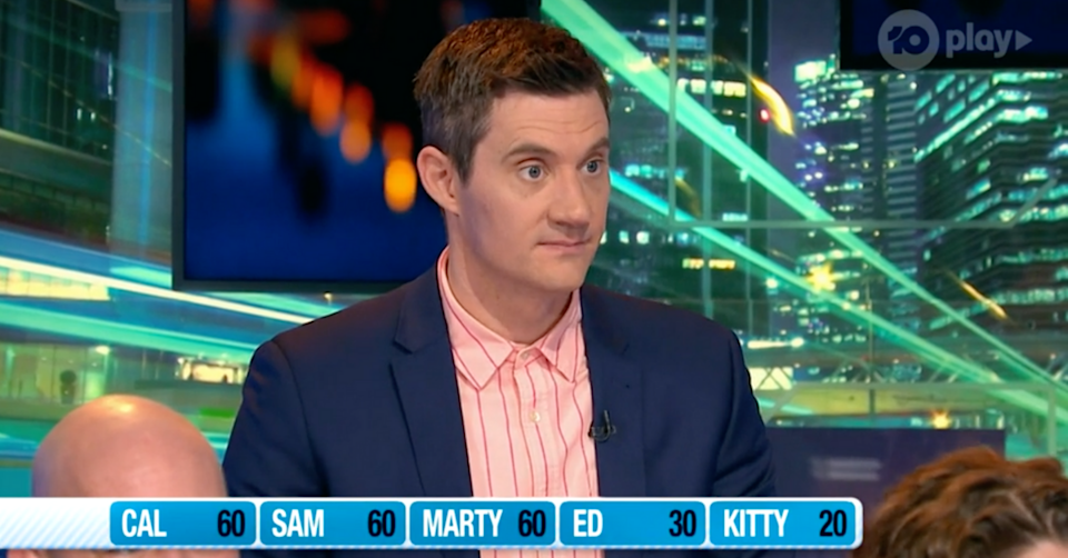 Ed Kavalee on Have You Been Paying Attention