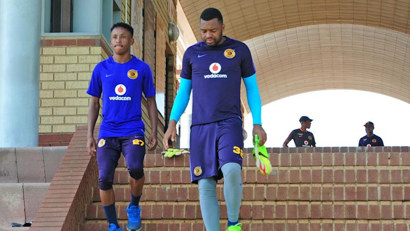 Khune: Kaizer Chiefs players are doing what Komphela wants