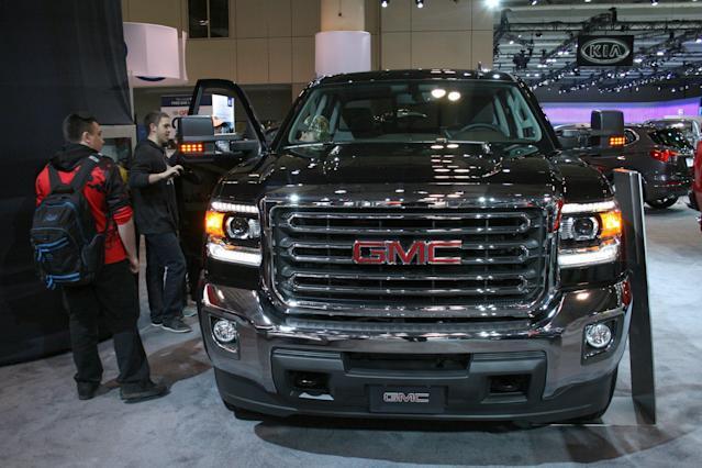 <p>No. 8: GMC Sierra<br>Value retained:<br>56.8 per cent after three years<br>47.5 per cent after five years<br>(Canadian Press) </p>