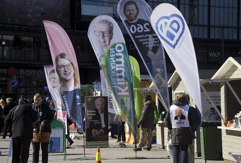 The Social Democratic Party, headed by Antti Rinne, leads both of Finland's main opinion polls at around 19 percent