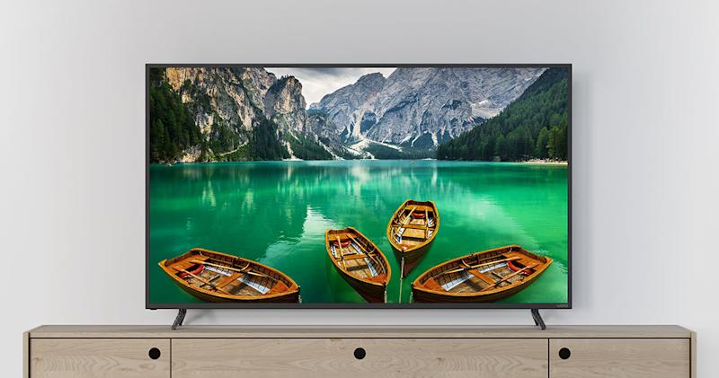 Upgrade spirits and picture quality with this fabulous sale from Vizio. A lift for the whole family. (Photo: Vizio)
