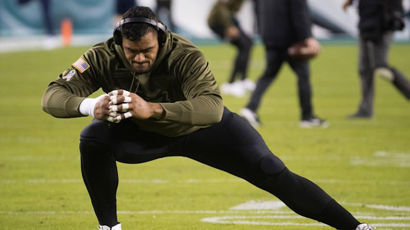 Jordan Mailata now in his 1st ever football game that counts