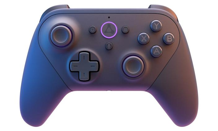 Amazon's Luna cloud gaming gamepad.