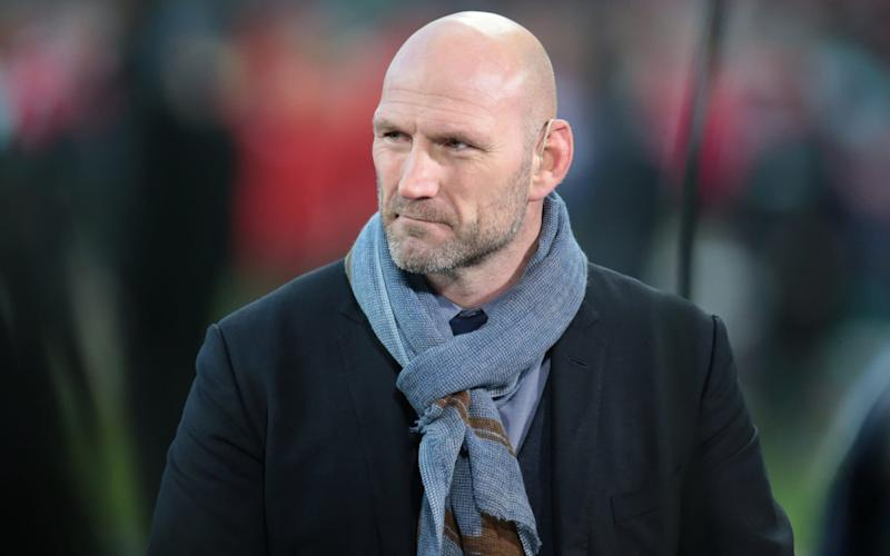 Lawrence Dallaglio Ex Wasps player Rugby during Aviva Premiership Rugby Big Game 9 match between Harlequins and Gloucester  - Getty Images