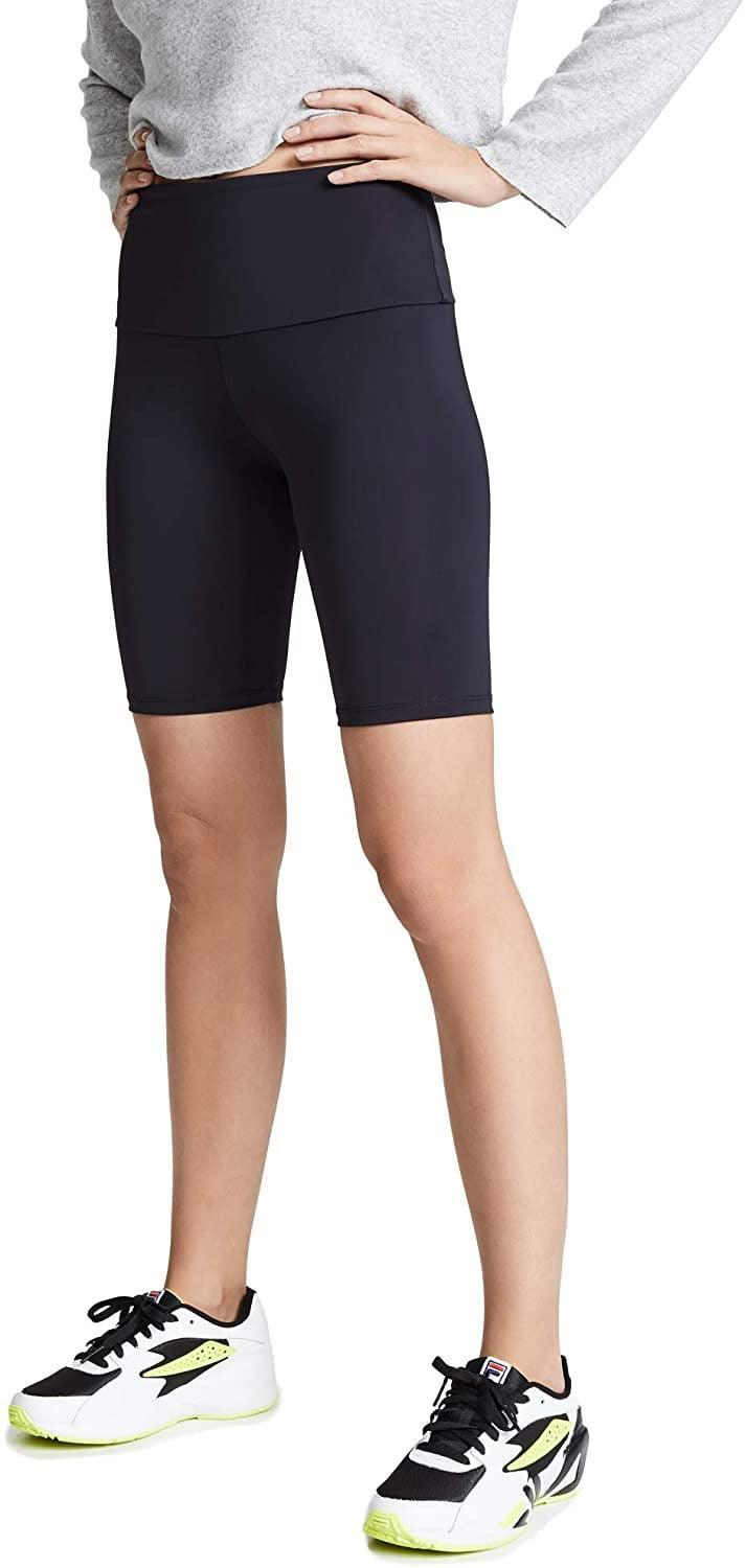 <p>These <span>Onzie High Rise Bike Shorts</span> ($43, originally $58) are classic and super flattering. If you want a longer silhouette, these are a great option.</p>