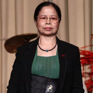 Chen Shu-Jiu, one of the 2012 Ramon Magsaysay awardees, is a vegetable stall owner in Taiwan. Despite her frugal income, Shu-Jiu managed to give away over seven million Taiwanese dollars ($320,000) to various charities. Her beneficiaries include a school run by a Buddhist monastery; a children's shelter operated by a non-profit Christian organization; a Red Cross disaster fund; the elementary school where she studied; and an emergency fund for students whose parents fall sick or are unable to work. (Mike Alquinto, NPPA Images)