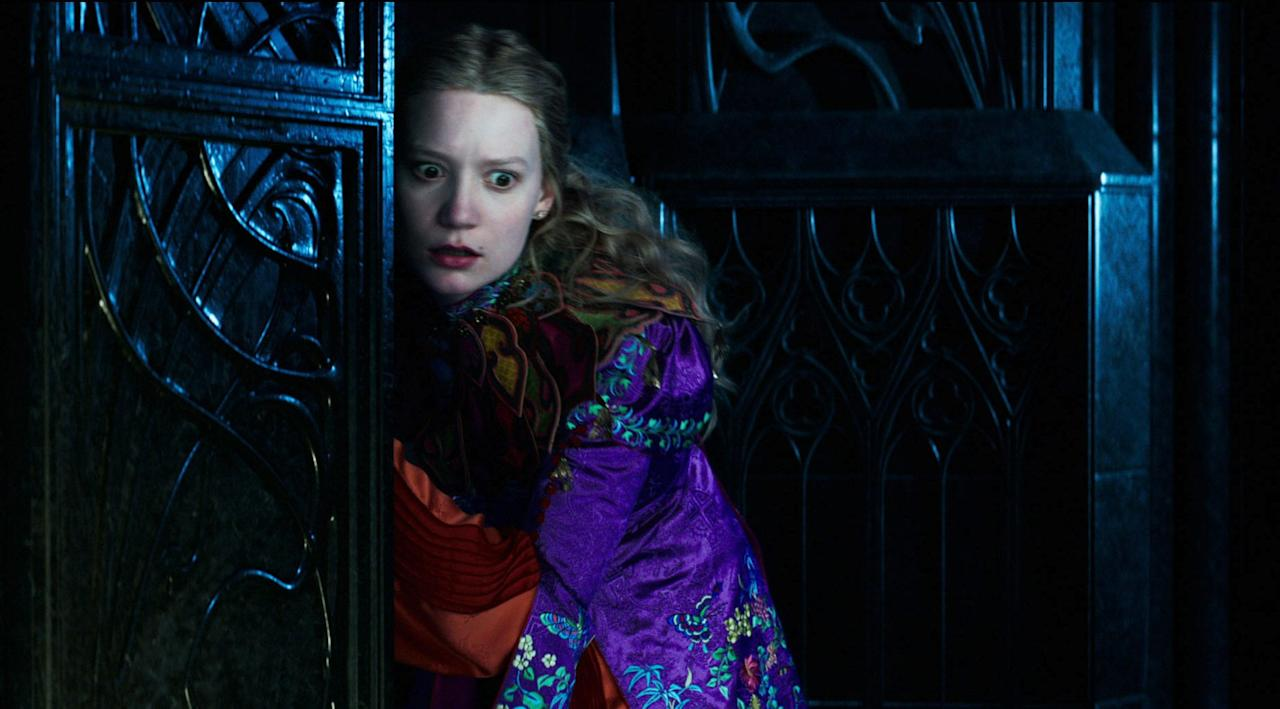 "<p><strong></strong>Tim Burton's <strong><a href=""https://www.popsugar.com/latest/Alice-Through-the-Looking-Glass"" class=""ga-track"" data-ga-category=""Related"" data-ga-label=""http://www.popsugar.com/latest/Alice-Through-the-Looking-Glass"" data-ga-action=""In-Line Links"">Alice Through the Looking Glass</a></strong> shows that though the Disney brand is strong and lucrative, its live-action film sequels often feel bloated. While making $299.5 million at the box office, it received a <a href=""http://www.rottentomatoes.com/m/alice_in_wonderland_through_the_looking_glass"" target=""_blank"" class=""ga-track"" data-ga-category=""Related"" data-ga-label=""http://www.rottentomatoes.com/m/alice_in_wonderland_through_the_looking_glass"" data-ga-action=""In-Line Links"">30 percent score on Rotten Tomatoes</a>. Film reviewers appreciated the whimsical visuals, but didn't really love the plot or characters. </p>"
