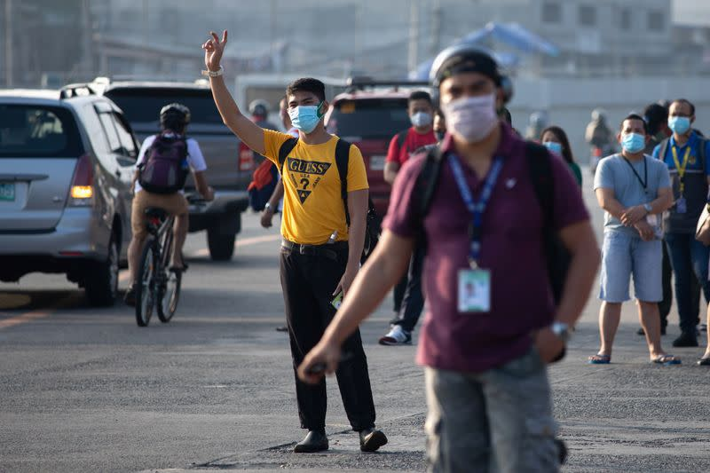 Philippines confirms 539 new coronavirus cases, largest single-day increase