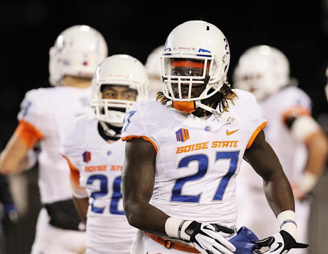 No changes at the top of the CFP rankings, Boise State and Marshall emerge