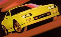 """<p>The big leap forward for Camaro performance in the '80s was the introduction of the IROC-Z with its spectacular 16-inch, five-spoke wheels. But the best news was the newly available Tuned Port Injection (TPI) version of the 5.0-liter V-8 that delivered a sweet 215 horsepower. And so New Jersey got its official car. And the <a href=""""http://www.caranddriver.com/features/1985-10best-cars-1985-chevrolet-camaro-iroc-z-page-3"""" rel=""""nofollow noopener"""" target=""""_blank"""" data-ylk=""""slk:1985 Camaro IROC-Z"""" class=""""link rapid-noclick-resp"""">1985 Camaro IROC-Z</a> earned a spot on <em>C/D</em>'s 10Best list that year.</p>"""