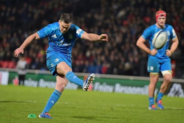 Johnny Sexton's Leinster won last season's Pro14 (AFP Photo/ROMAIN LAFABREGUE)