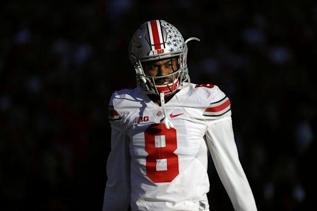 Gareon Conley is one of the top prospects in this year's NFL draft. (AP)