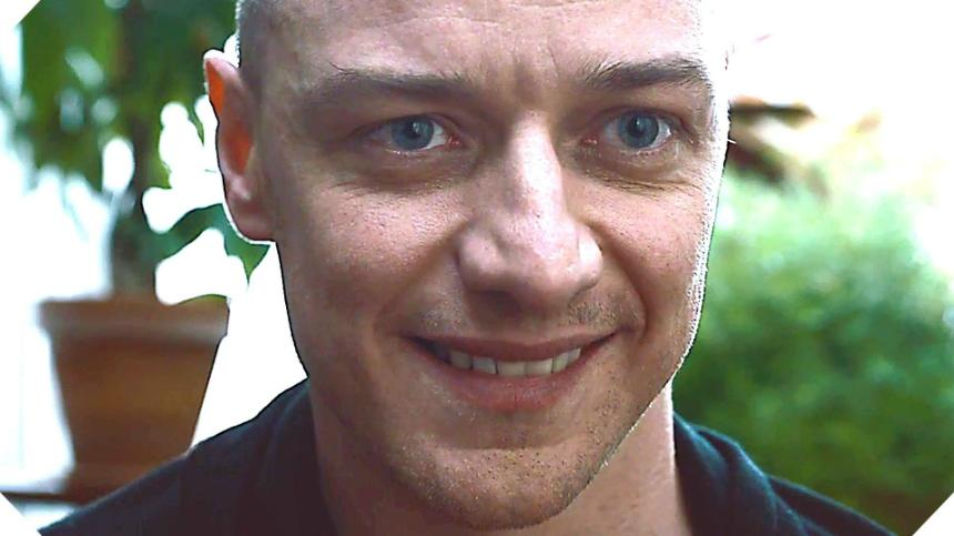 Pictured: James McAvoy stars in horror film Split. Image: Universal Pictures