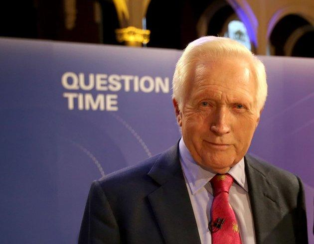The BBC was forced to cut short this week's episode of Question Time after an audience member was taken ill.