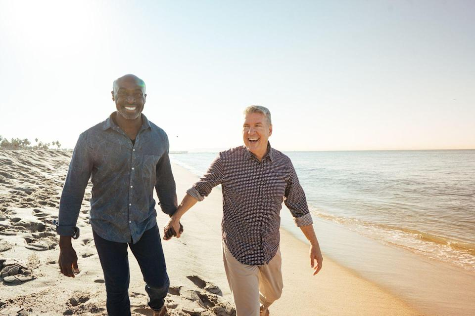 "<p>For some odd reason there's a connotation going around that older couples don't have sex. This is completely untrue and sometimes these stereotypes can have negative effects on real-life couples.</p><p>""When I teach the human sexuality course to college undergraduates, I let them know that not only is there sex after college, but that they can enjoy sexuality in their 60's, 70's, and 80's. Erotic sexuality is all about playfulness, creativity, mystery, unpredictability, and a sense of individual and couple vitality. 'Hot sex' is not a stand-alone phenomenon. If sexual vitality is to outlast the initial romantic love/passionate sex/idealized phase (which typically lasts 6 months and not more than 2 years), you need to integrate intimacy, pleasuring, and eroticism. Each couple develop their unique erotic style (sexually one size never fits all...this is especially true of eroticism). The key to eroticism is freedom and choice, including openness to taking emotional and sexual risks with your intimate partner,"" says <a href=""https://ssw.umich.edu/faculty/profiles/ce/52937-barry-w-mccarthy"" rel=""nofollow noopener"" target=""_blank"" data-ylk=""slk:Barry W McCarthy Ph.D."" class=""link rapid-noclick-resp"">Barry W McCarthy Ph.D.</a> a Psychology Professor at American University and certified sex and couples therapist.<br></p>"