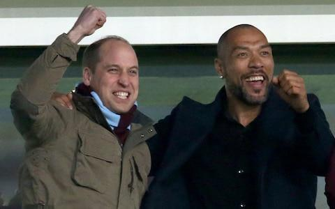 """Aston Villa have invited the Duke of Cambridge to Wembley as they bid for royal backing in their £170 million shootout with Fulham. Prince William, an Aston Villa supporter, has been asked to attend Saturday's Championship play-off final and is expected to respond in the next 48 hours. The invite was made by Keith Wyness, Villa's chief executive, and the club are hopeful the future king will be at the national stadium alongside owner Dr Tony Xia. William was the guest of honour at Villa's league game against Cardiff in April, sitting with former striker John Carew, and watched Jack Grealish score a spectacular winner. He could now attend his second game of the season, at Wembley, as Villa attempt to reach the Premier League after a two-year exile. Three years ago, before Villa's FA Cup final against Arsenal – which they lost 4-0 under Tim Sherwood – William revealed the reasons behind his allegiance. Prince Williams is a proud Aston Villa supporter Credit: pa """"A long time ago at school I got into football big-time. I was looking around for clubs. All my friends at school were either Man United or Chelsea fans and I didn't want to follow the run-of-the-mill teams,"""" he said. """"I wanted to have a team that was more mid-table that could give me more emotional rollercoaster moments."""" Grealish is expected to play a big role having been hugely influential this season, fuelling hopes of a future England call-up. But he admits he feared for his career after a freak injury last year. The 22-year-old suffered a severely damaged kidney after an accidental collision with Watford's Tom Cleverley during a pre-season game in July. Jack Grealish has been influential this season Credit: getty images """"The doctor said he'd never seen an injury like it before – the only comparison he could make was racing and being kicked by a horse. The pain was unreal, I couldn't sleep, walk, or anything,"""" he said. """"I didn't realise how bad it was and at one point I even feared I wouldn't play again. """""""