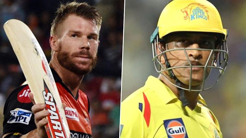 Sunrisers Hyderabad vs Chennai Super Kings, IPL 2020 Toss Report and Playing XI Update: Piyush Chawla Comes in For CSK As MS Dhoni Opts to Bat First