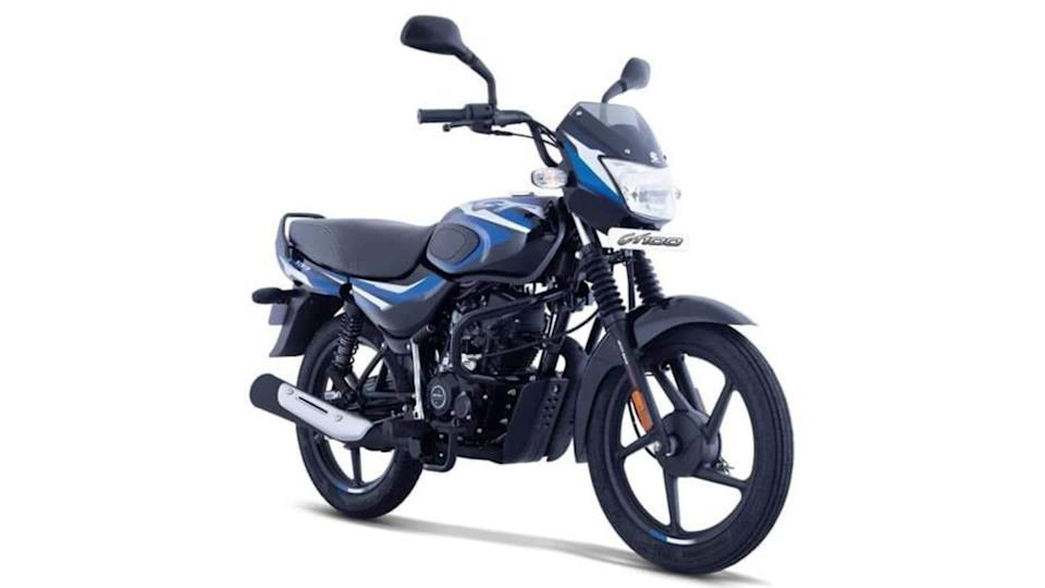 Bajaj CT100 KS commuter motorcycle launched at Rs. 46,400