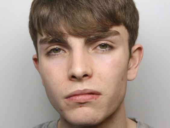 Griffiths, 18, was arrested less than seven hours after the murder (Wiltshire Police)