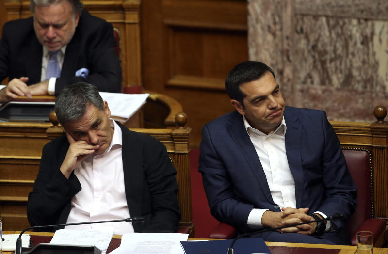 Greece clears last batch of reforms needed to exit bailout