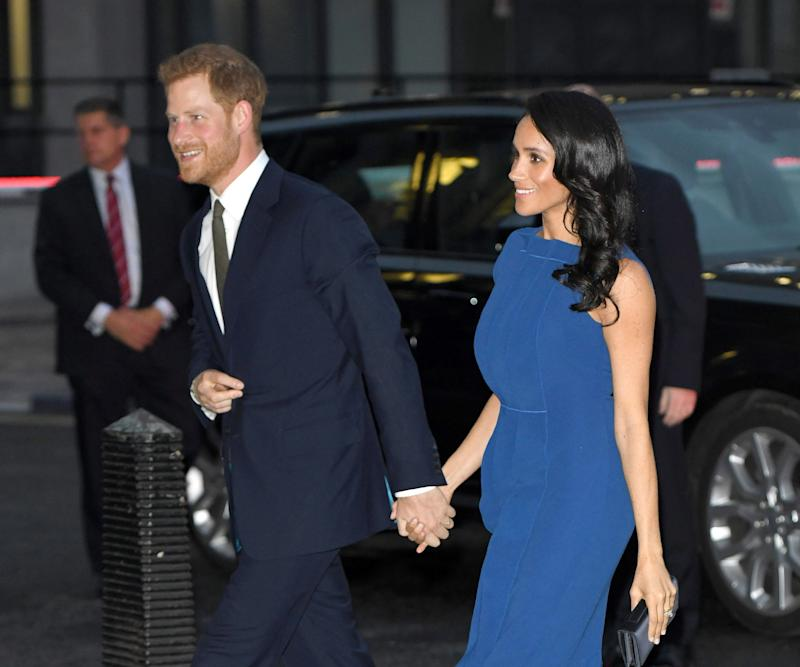 Details for Meghan Markle and Prince Harry's First Royal Tour Have Been Released