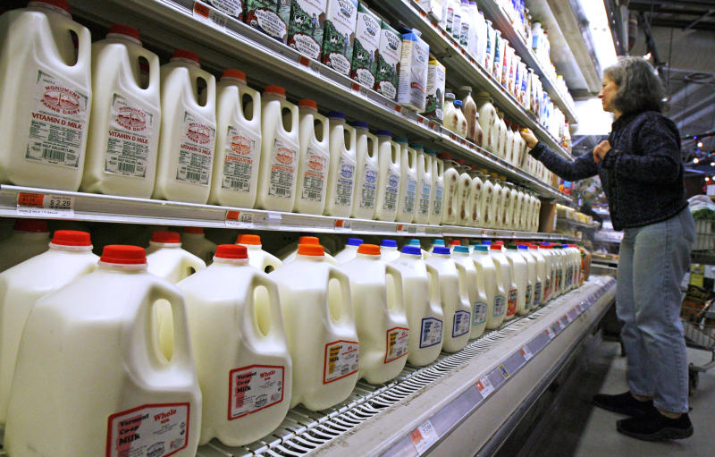 """Soy """"milk"""" makers may need to find alternative description"""