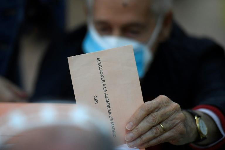 Voters have been casting their ballots for a new government in Madrid, Spain's richest region