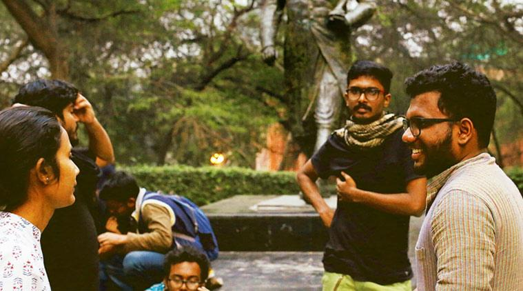jnu, jnu protests, anti caa protests in jnu, jnu attack, jnu, indian express, indian express news