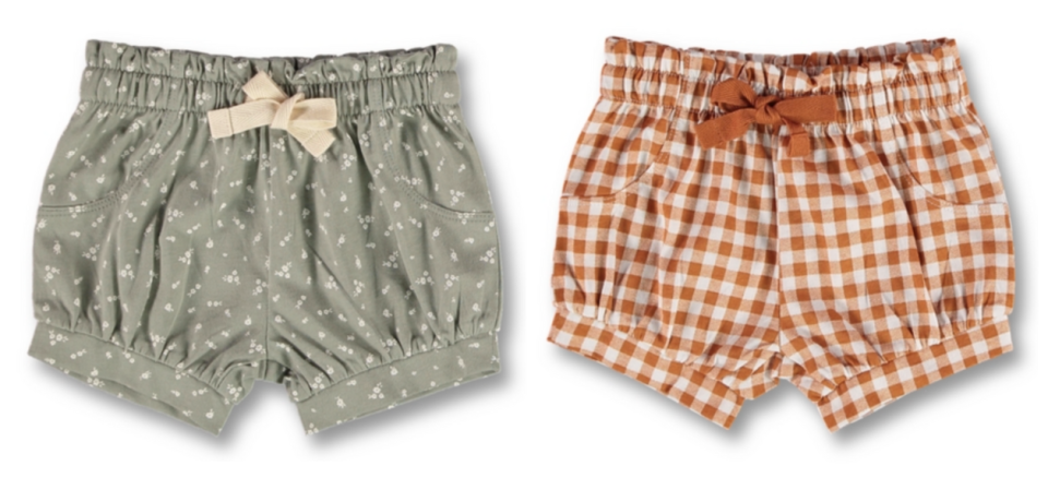 baby shorts from Best&Less