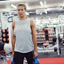 """<p>Gemma's stable workout routine is what keeps her constantly progressing, something anyone who's embarked on a fitness journey will know about. </p><p>Unfortunately, random and sporadic training isn't going to reap the rewards you want. In fact, a Skidmore College study found that resting for longer than a week could slow your metabolism by 4%. </p><p>'Muscle strength is preserved initially, but after two to four weeks, you'll see losses in strength and muscle size,' says Dr Graeme Close, reader in Sports Nutrition and Exercise Metabolism at Liverpool St John Moores University. Keep to a healthy schedule and watch the rewards come. </p><p><a href=""""https://www.instagram.com/p/CNj04Crn0W_/"""" rel=""""nofollow noopener"""" target=""""_blank"""" data-ylk=""""slk:See the original post on Instagram"""" class=""""link rapid-noclick-resp"""">See the original post on Instagram</a></p>"""