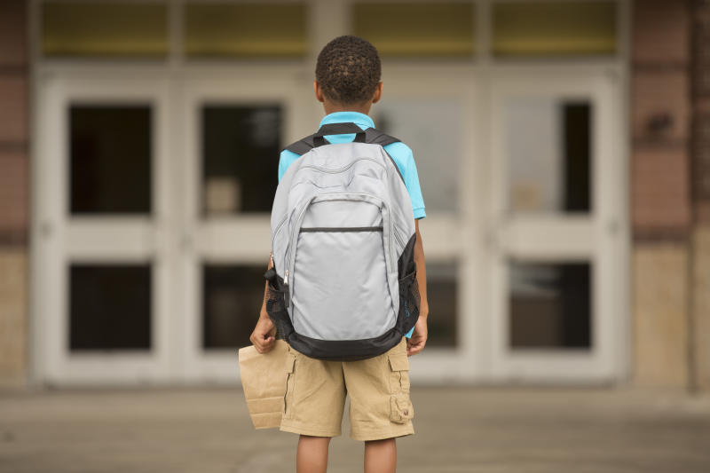 The plaintiffs are complaining that their children's schools lack textbooks, teachers, basic supplies, computers, extracurricular activities and even toilet paper.