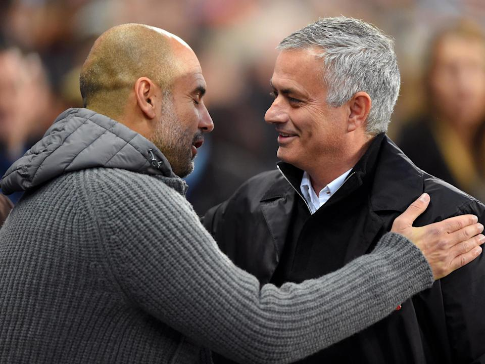 <p>The two rivals meet again on Saturday night</p>Getty Images