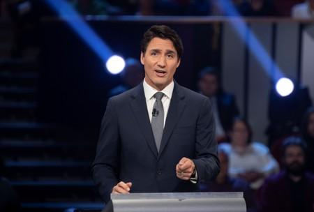 Canada's Trudeau says main rival to cut taxes for millionaires, is accused of lying