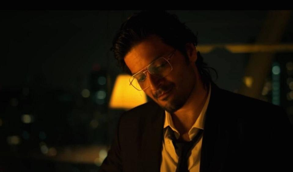 """<div class=""""paragraphs""""><p>Ali Fazal in a still from Forget Me Not.</p></div>"""