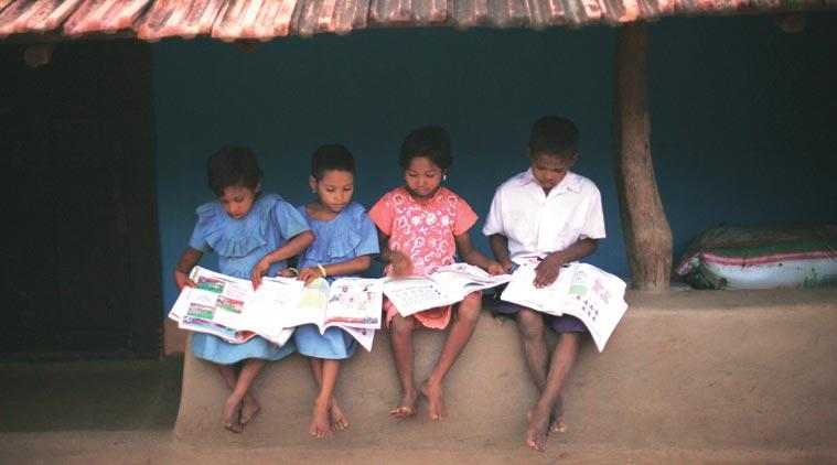 In Hisar villages, 95% houses have cellphones, only 4.5% have reading material for kids