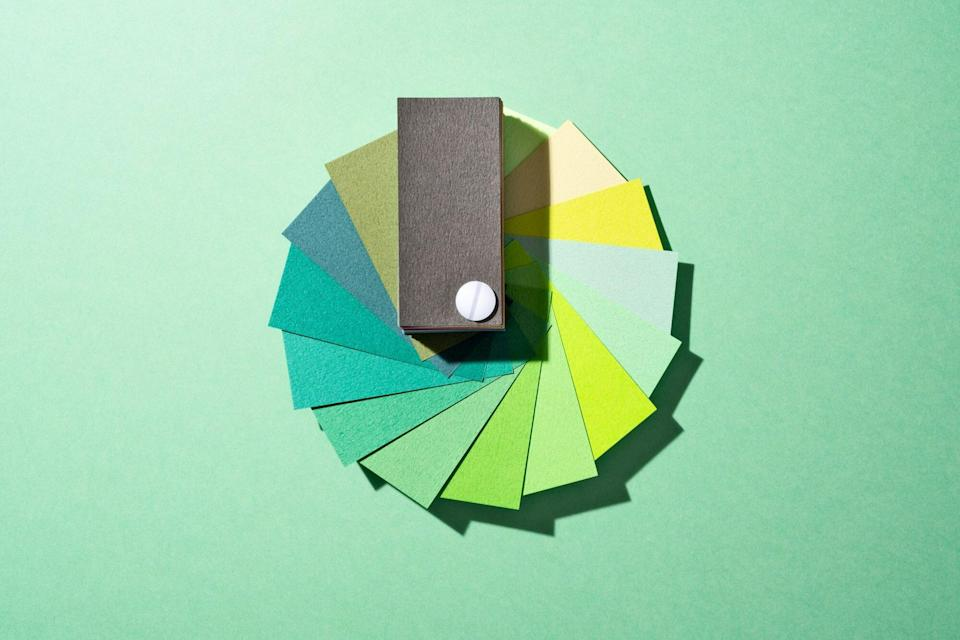 Eco-Friendly Paint Project Tips: paint chips