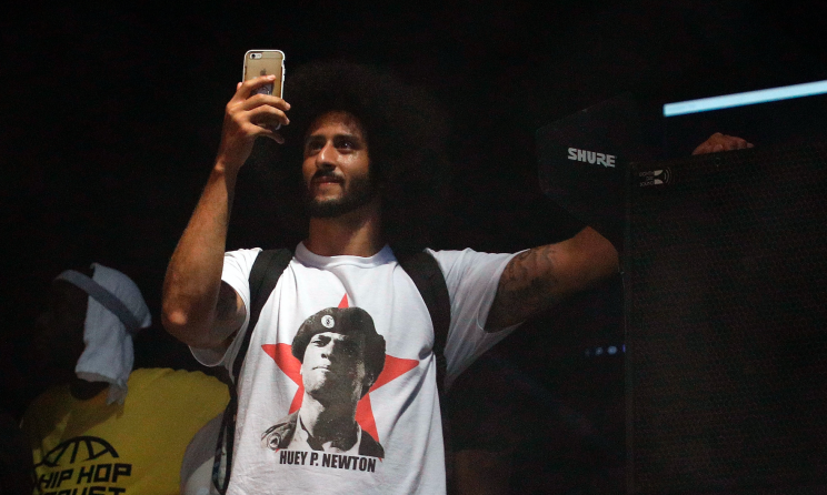 check out 8e13e b5921 Colin Kaepernick is making his choice: Activism over the NFL