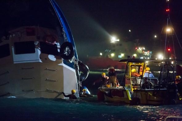 Video: At least 36 killed as two ferries collide in Hong Kong