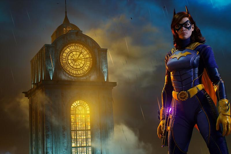Batgirl as she appears in Gotham Knights: DC, Warner Bros