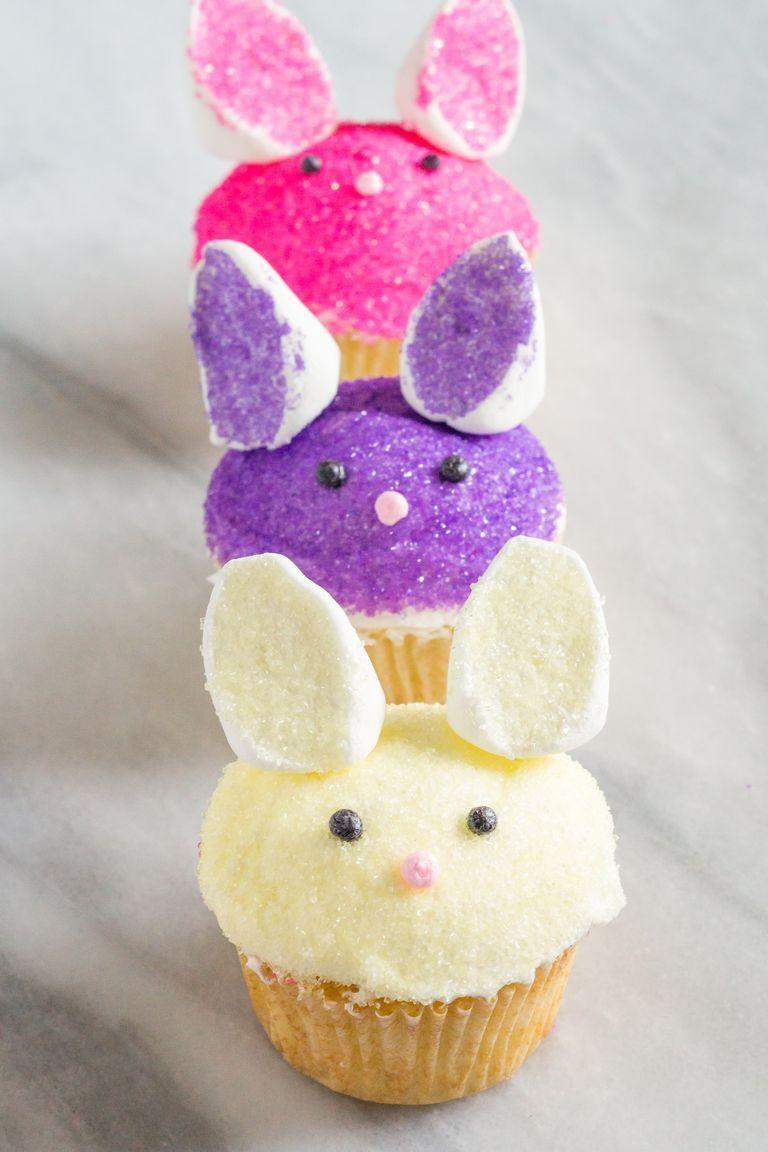 "<p>Add some whimsical fun to your Easter sweets. These adorable bunny cupcakes will make the kids smile.</p><p><strong><a href=""https://www.thepioneerwoman.com/food-cooking/recipes/a85235/bunny-cupcakes/"" rel=""nofollow noopener"" target=""_blank"" data-ylk=""slk:Get the recipe."" class=""link rapid-noclick-resp"">Get the recipe.</a></strong></p><p><strong><a class=""link rapid-noclick-resp"" href=""https://go.redirectingat.com?id=74968X1596630&url=https%3A%2F%2Fwww.walmart.com%2Fsearch%2F%3Fquery%3Dsanding%2Bsugar&sref=https%3A%2F%2Fwww.thepioneerwoman.com%2Ffood-cooking%2Fmeals-menus%2Fg35408493%2Feaster-desserts%2F"" rel=""nofollow noopener"" target=""_blank"" data-ylk=""slk:SHOP SANDING SUGAR"">SHOP SANDING SUGAR</a><br></strong></p>"