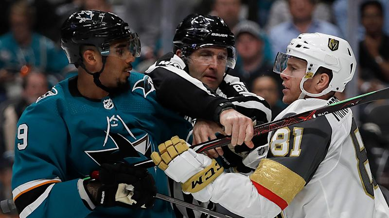 Las Vegas casino sues Sharks' Evander Kane for unpaid gambling debts