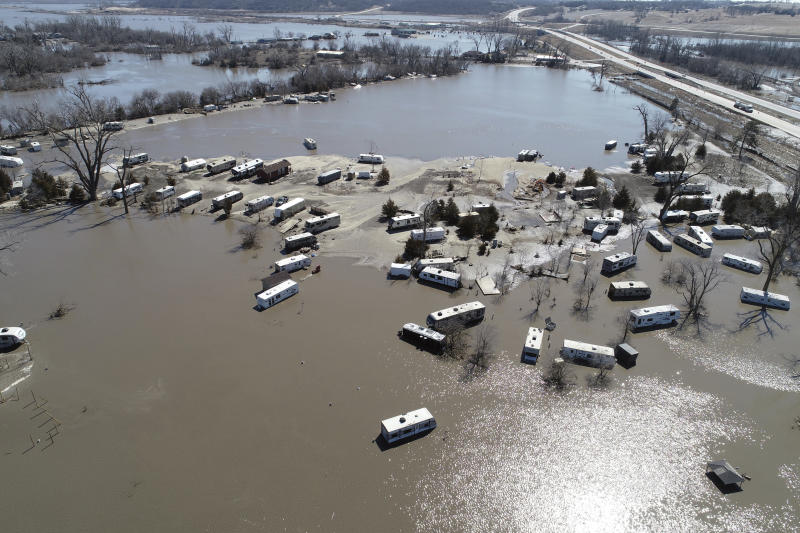 Missouri River flooding causes water treatment issues in Kansas City