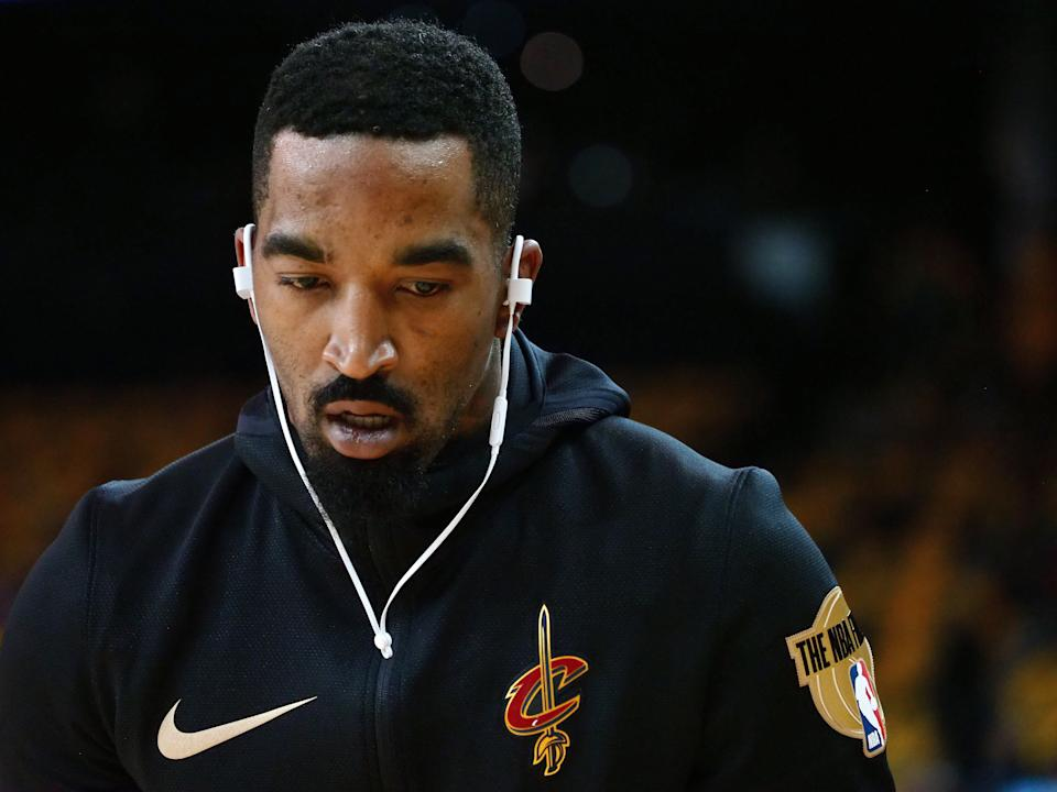 J.R. Smith spent 16 years in the NBA but is now trying to make the golf team at North Carolina A&T.