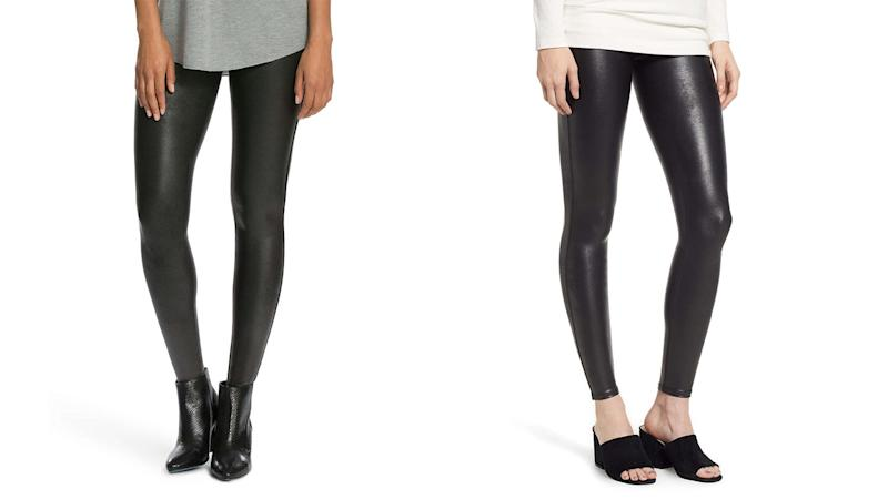 Best Gifts for Sister 2019: Spanx Faux Leather Leggings