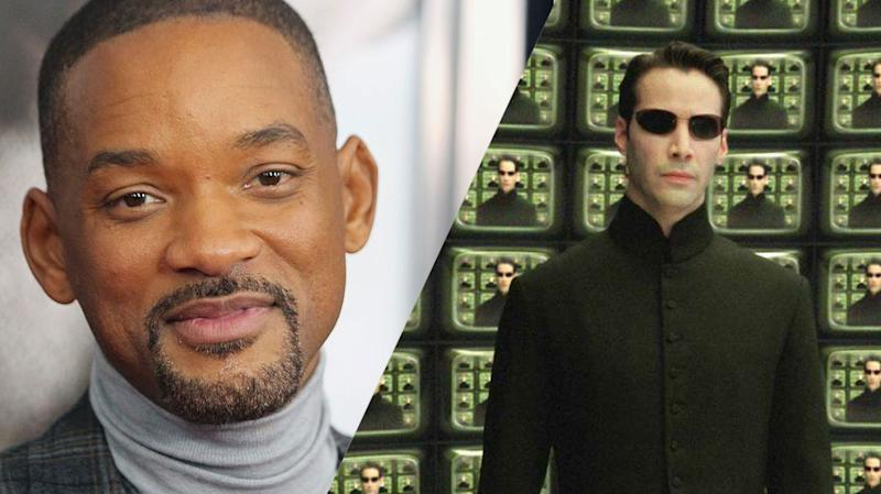 Will Smith Shares the Story of Why He Turned Down 'The Matrix'