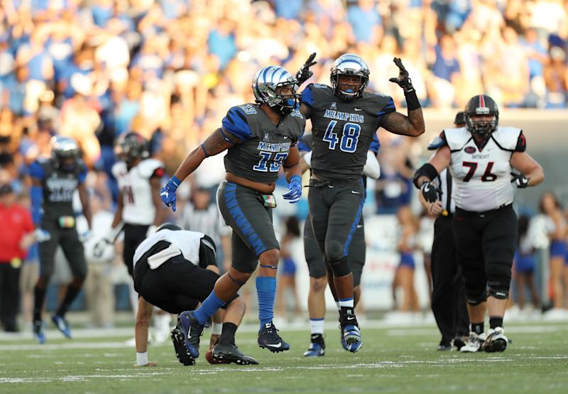 Former Memphis lineman Ernest Suttles filed a lawsuit against the university this week, less than two weeks after rape charges against him were dismissed.